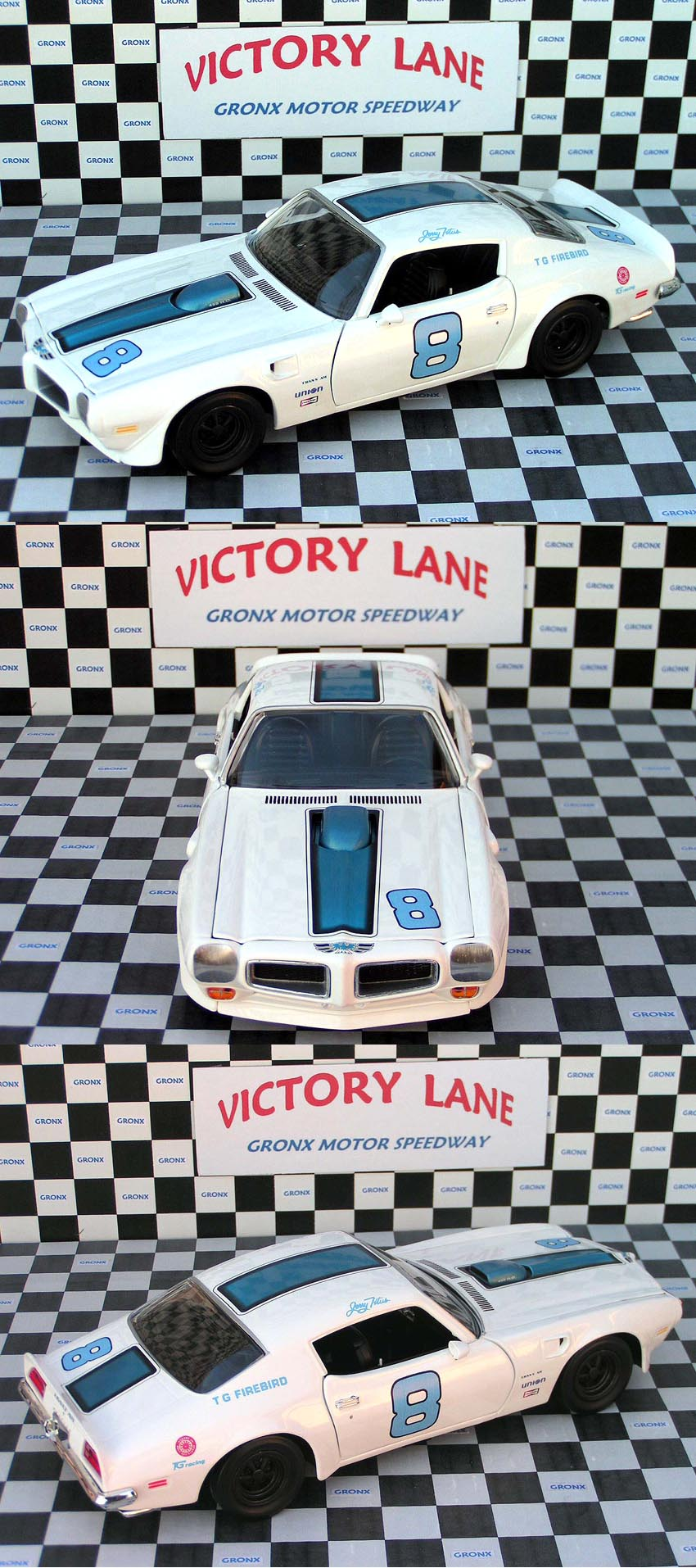 Slot Cars and Model Car Decals Gallery